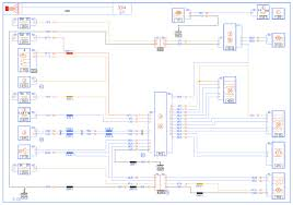 renault fuse box diagram renault wiring diagrams instruction