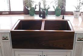 Teak Double Kitchen Sink Sinks Gallery - Double kitchen sink