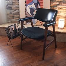 digital imagery on mid century modern office chair 133 mid century