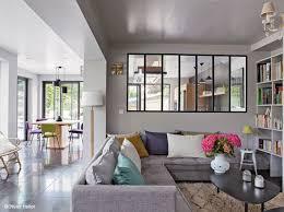 décoration intérieure salon interieur salon gris