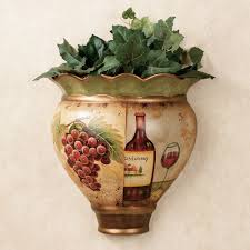 wine kitchen canisters grapes and wine kitchen decor wallpaper gallery wine themed