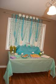 Little Mermaid Window Curtains by Emily U0027s Photo Blog Little Mermaid Party Decorations