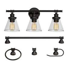 oil rubbed bronze light fixtures bronze vanity lighting lighting the home depot