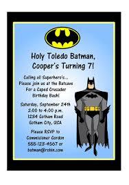 Free Birthday Invitation Cards To Print Batman Birthday Invitations Templates Ideas Invitations Ideas