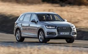 audi jeep 2015 2017 audi q7 e tron tdi plug in hybrid first drive u2013 review u2013 car
