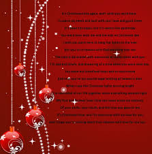 merry christmas my love holiday poems