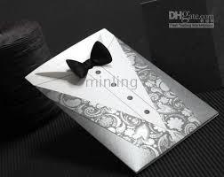 Design Wedding Cards Online Free Groom Design Wedding Invitation Cards Wedding Favors Ym13002