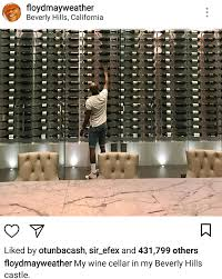 mayweather shoe collection stella dimoko korkus com floyd mayweather shows off his wine