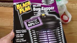 Black Flag Bug Spray Black Flag Bug Zapper Youtube
