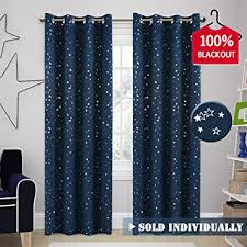 100 Length Curtains 100 Blackout War Curtains For Boys Room Thermal