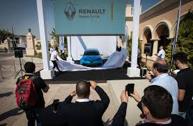 renault dubai renault starts the electric revolution in the middle east