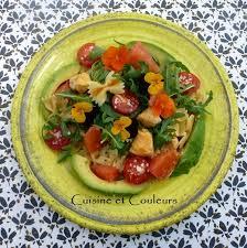 jeux de cuisine salade salade spéciale pour nonna cuisine et couleurs