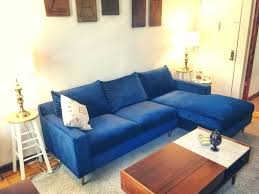 blue velvet sectional sofa navy blue sectional sofa medium size of sectional sofa reclining