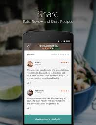 recipe apk yummly recipes shopping list android apps on play