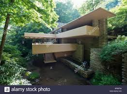 falling water mill run united states architect frank lloyd