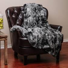 Faux Fur Throw Blanket Best Sofa U0026 Couch Throw Blanket Reviews Findingtop Com