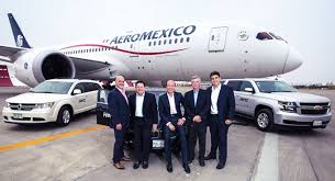 Press Advertising Aeromexico Multi Format Hertz And Aeroméxico Sign Global Partnership