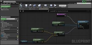 a simple look at blueprint for unreal engine