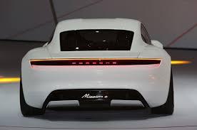porsche mission e wallpaper porsche plans to sell 20 000 mission e cars a year automobile