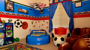 Themed Home Decor Sports Themed Kids Room Home Decor Color Trends Best And Sports