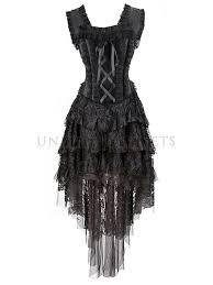 Corsets Halloween Costumes Vintage Burlesque Queen Corset Dress Halloween Costume