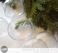 clear tag domes ornaments papertrey ink clear sts dies paper