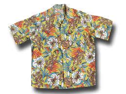 vintage aloha shirts from hawaii