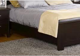 Menards Bed Frame Dakota King Espresso Bedroom Suite At Menards