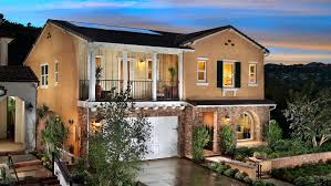 Mission San Juan Capistrano Floor Plan Skyridge New Homes In Mission Viejo Ca 92692 Calatlantic Homes