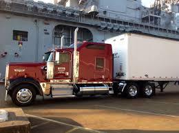 kenworth factory original proud military freight hauling u002702 kenworth overdrive