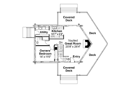 A Frame Home Floor Plans A Frame House Plans Stillwater 30 399 Associated Designs