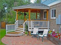 Backyard Small Deck Ideas Deck Ideas For Small Backyards Backyard Deck Design Improbable