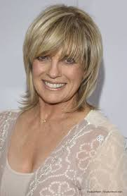elegant custom linda gray hairstyle short layered straight 100
