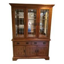 Heywood Wakefield China Cabinet Vintage U0026 Used Wood China And Display Cabinets Chairish