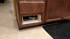 missing front of cabinet drawer need to sell my house home