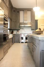 how to paint kitchen cabinets rustic gray painted and distressed kitchen meadville pa