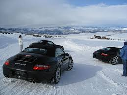 porsche 911 snow porsche camp4 colorado