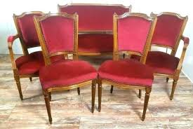 bureau occasion le bon coin chaises medaillon occasion chaise medaillon d occasion