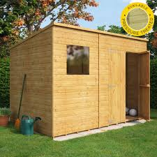 Shiplap Sheds For Sale Pent Shiplap Offset Double Door Wooden Shed Wooden Sheds