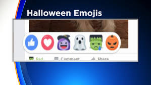 facebook unveils halloween themed emojis cbs philly