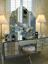 Glass Makeup Vanity Table Bedroom Set With Vanity Table Vintage White Dressing Table Small