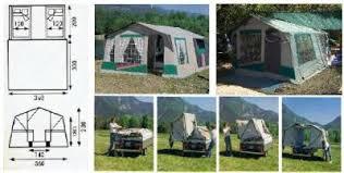 tenda carrello carrello tenda jamet 4 posti lombardia italia subito punto