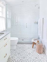 tile designs for bathroom floors the 15 best tiled bathrooms on grey mosaic tiles with
