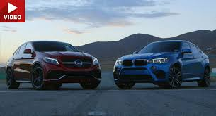 best mercedes suv to buy mercedes amg gle 63 s coupe bmw s x6 m for the title of
