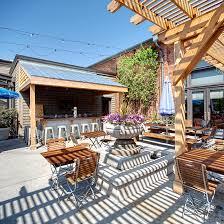 German Beer Garden Table by America U0027s Best Beer Gardens Food U0026 Wine