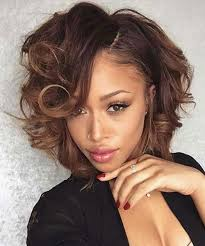haircuts for curly short hair 25 fantastic short hairstyles ideas for black women 2018 2019