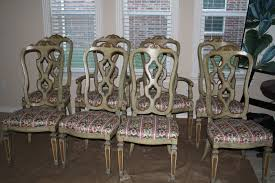 Drexel Heritage Dining Room Chairs A Nugget And A Doodle Dining Room Chair Makeover