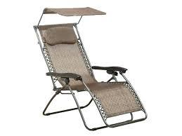 Zero Gravity Lounge Chair With Sunshade Padded Zero Gravity Lounge Chair U2013 Peerpower Co