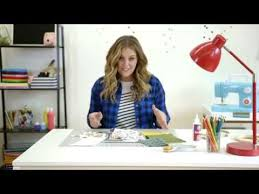 diy embroidery hoop wall pocket with monica mangin youtube