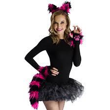 striped cat white halloween costume accessory walmart com
